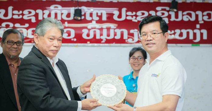 Lao Airlines Maintains International Safety Standards