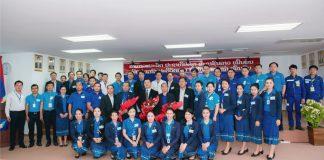 Lao-Airlines-staffs