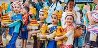 Luang Prabang Songkran