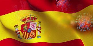 Spain Flag Corona