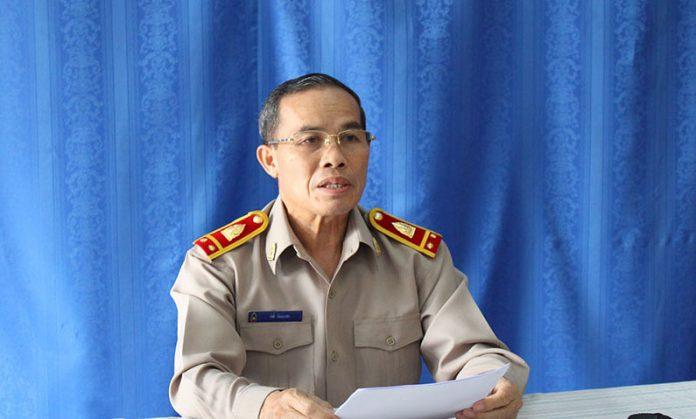 Bolikhamxay Governor