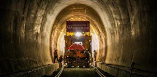Laos-China Railway Tunnel